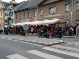 Motorkáři a plechovkáři přejeli českou Route 66 (11)