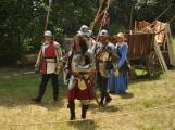 Královna Johanka opět zavítala do Rožmitálu (17)