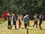 Královna Johanka opět zavítala do Rožmitálu (20)