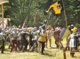 Královna Johanka opět zavítala do Rožmitálu (23)