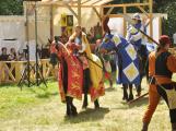 Královna Johanka opět zavítala do Rožmitálu (2)