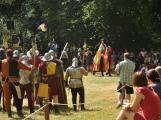 Královna Johanka opět zavítala do Rožmitálu (6)