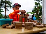 Novák Fest - děti se hýbaly, tvořily a zkoušely (33)