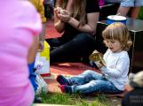 Novák Fest - děti se hýbaly, tvořily a zkoušely (32)