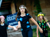 Novák Fest - děti se hýbaly, tvořily a zkoušely (30)