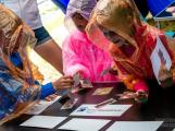 Novák Fest - děti se hýbaly, tvořily a zkoušely (27)