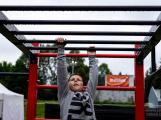 Novák Fest - děti se hýbaly, tvořily a zkoušely (25)