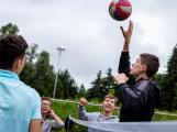 Novák Fest - děti se hýbaly, tvořily a zkoušely (36)