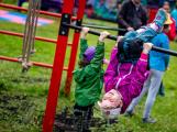Novák Fest - děti se hýbaly, tvořily a zkoušely (45)