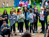 Novák Fest - děti se hýbaly, tvořily a zkoušely (40)