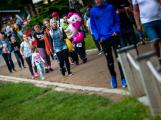 Novák Fest - děti se hýbaly, tvořily a zkoušely (10)