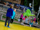 Novák Fest - děti se hýbaly, tvořily a zkoušely (19)