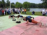 Novák Fest - děti se hýbaly, tvořily a zkoušely (17)