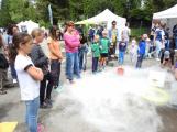 Novák Fest - děti se hýbaly, tvořily a zkoušely (16)