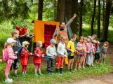 V lesoparku Litavka děti poznaly koloběh přírody (10)