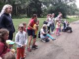 V lesoparku Litavka děti poznaly koloběh přírody (8)