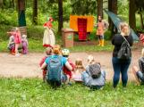 V lesoparku Litavka děti poznaly koloběh přírody (3)