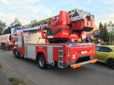V domě s pečovatelskou službou v Rožmitále pod Třemšínem zahořelo lůžko (8)