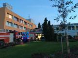V domě s pečovatelskou službou v Rožmitále pod Třemšínem zahořelo lůžko (4)