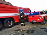 V domě s pečovatelskou službou v Rožmitále pod Třemšínem zahořelo lůžko (2)