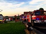 V domě s pečovatelskou službou v Rožmitále pod Třemšínem zahořelo lůžko (1)
