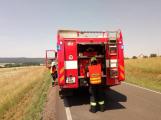 U obce Kardavec došlo v tuto chvíli k autonehodě se zraněním (1)