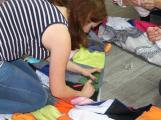 Na Dobříši vzniká rekordní pikniková deka ()