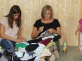 Na Dobříši vzniká rekordní pikniková deka (1)