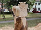 Petrovicko zkrášlí další dřevěné sochy ()