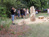 Petrovicko zkrášlí další dřevěné sochy (5)