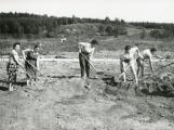 Z historie Nového rybníka: Vandalismus a zhoršená kvalita vody trápila rybník i v minulosti ()