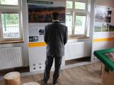 Nové informační centrum VLS v Obecnici dnes otevřelo brány návštěvníkům Brd ()