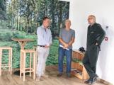 Nové informační centrum VLS v Obecnici dnes otevřelo brány návštěvníkům Brd (1)