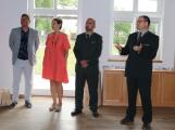 Nové informační centrum VLS v Obecnici dnes otevřelo brány návštěvníkům Brd (5)