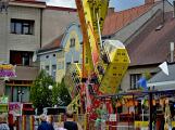 V Kozárovicích dali o víkendu přednost sportu, v Březnici pouťovému veselí (72)
