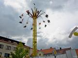V Kozárovicích dali o víkendu přednost sportu, v Březnici pouťovému veselí (73)