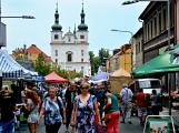 V Kozárovicích dali o víkendu přednost sportu, v Březnici pouťovému veselí (56)