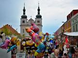 V Kozárovicích dali o víkendu přednost sportu, v Březnici pouťovému veselí (60)