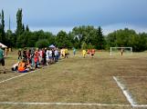 V Kozárovicích dali o víkendu přednost sportu, v Březnici pouťovému veselí (94)