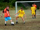 V Kozárovicích dali o víkendu přednost sportu, v Březnici pouťovému veselí (98)