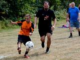 V Kozárovicích dali o víkendu přednost sportu, v Březnici pouťovému veselí (79)