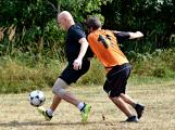 V Kozárovicích dali o víkendu přednost sportu, v Březnici pouťovému veselí ()