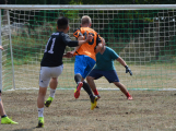 V Kozárovicích dali o víkendu přednost sportu, v Březnici pouťovému veselí (14)