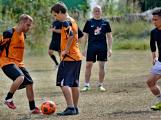 V Kozárovicích dali o víkendu přednost sportu, v Březnici pouťovému veselí (15)