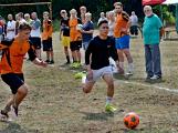 V Kozárovicích dali o víkendu přednost sportu, v Březnici pouťovému veselí (19)
