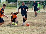 V Kozárovicích dali o víkendu přednost sportu, v Březnici pouťovému veselí (20)