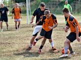 V Kozárovicích dali o víkendu přednost sportu, v Březnici pouťovému veselí (21)