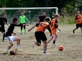 V Kozárovicích dali o víkendu přednost sportu, v Březnici pouťovému veselí (13)
