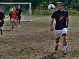 V Kozárovicích dali o víkendu přednost sportu, v Březnici pouťovému veselí (1)