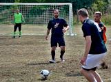 V Kozárovicích dali o víkendu přednost sportu, v Březnici pouťovému veselí (3)
